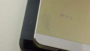 Apple iPhone 5S: video sulla resistenza ai graffi