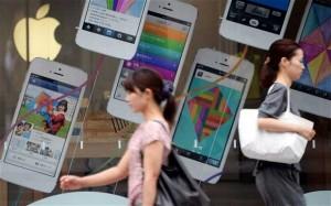 iPhone 5S e iPhone 5C sono molto popolari in Giappone