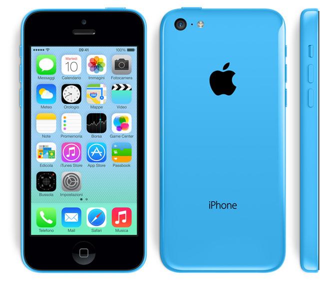 Apple iPhone 5C: vendite in calo, il prezzo si abbassa