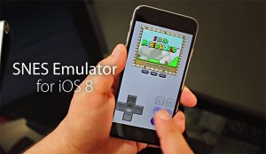 Apple iOS 8: come installare emulatore giochi SNES senza Jailbreak