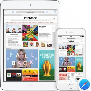 Apple iOS 8: come gestire il browser Safari da remoto