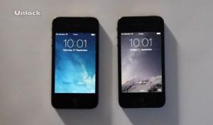 Apple iPhone 4S con iOS 8.0.2, video confronto con iOS 7.1.2