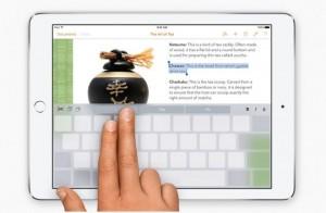 iPhone 6S: come attivare il trackpad della tastiera virtuale