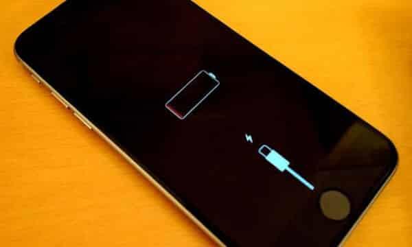 risparmiare la batteria dell'Iphone X